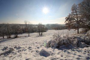 Der Harz im Winter