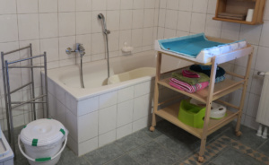 Ausstattung Ferienhaus für Baby und Kleinkind