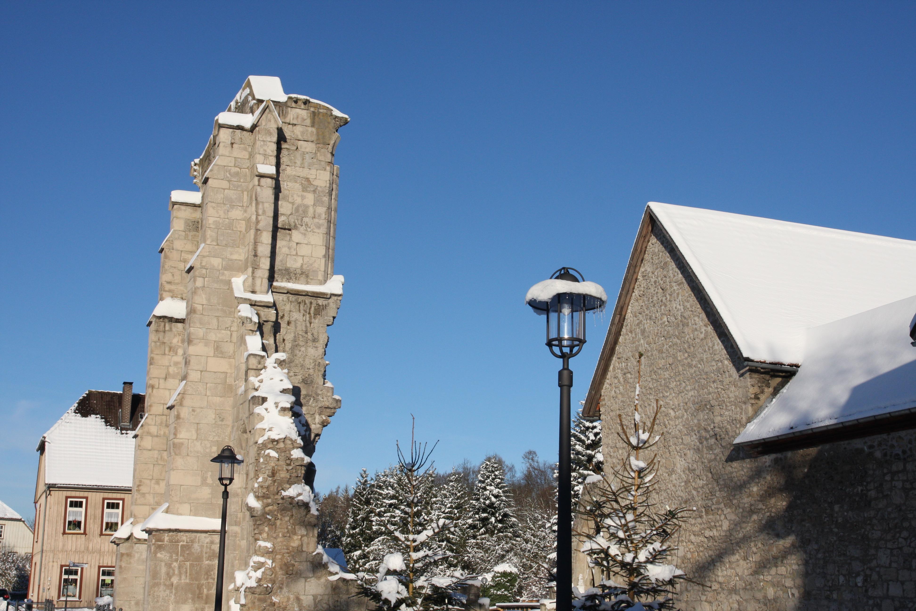 Klosterruine Walkenried